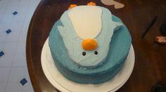 penquin cake