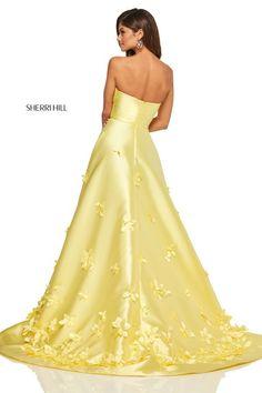 7b653618fd0 Ypsilon Dresses. Floral Prom ...