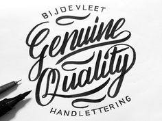hand lettering graphic design illustration poster type typography