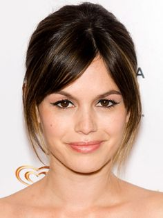 Brunette Celebrity Hairstyles - Hair Ideas from Brunette Celebrities - Real Beauty