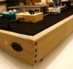 Fresh Pedal Board Company | Photos