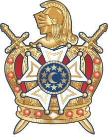 Founded by Frank S. Land, a Freemason, DeMolay is modeled after Freemasonry. With the sponsorship of a Masonic body, a DeMolay chapter often meets in a lodge room or, if not in a lodge room, then some other appropriate room in the same building.