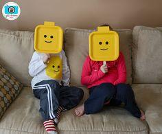 As aventuras da Mamãe Nádia e seus 3 meninos: Festa Lego