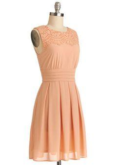V.I.Pleased Dress, #ModCloth - Bridesmaid dress @Rhiannon Gastman