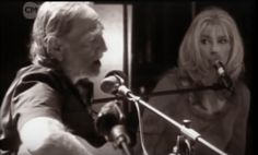 Willie Nelson and Emmylou Harris take us to the river in 'The Maker'.