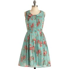 Knitted Dove La Vie en Rosebuds Dress found on Polyvore