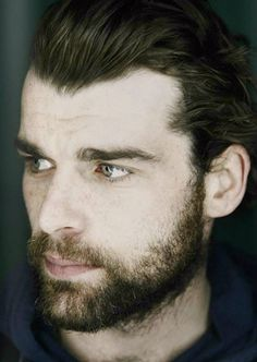 Stanley Weber by Francois Berthier