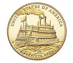 Vapor de ruedas del Río Mississippi, USA