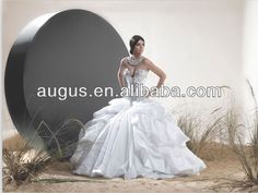 AWL2933 Full Length Strapless Big Ball Gowns For Wedding Dress2013 $209.00