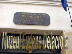The Eugène-Delacroix Museum, in the heart of the Saint-Germain-des-Prés district, is housed in the workshop, garden and part of the private apartment where the painter moved in 1857 to be near the Saint-Sulpice church, whose Saints-Anges chapel he had just been commissioned to decorate.