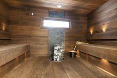Moderni sauna c34378 - Etuovi.com Ideat & vinkit