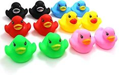 Novelty Place Float & Squeak Rubber Duck Ducky Baby Bath Toy for Kids Assorted Colors Pcs) Baby Bath Toys, Bearded Dragon, Cool Toys, Rubber Duck, Kids Toys, Play, Dragons, Ducks, Colors