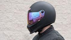 Simpson Street Bandit Motorcycle Helmet