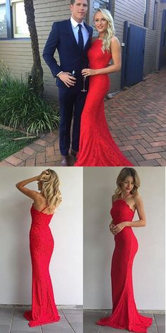 Red Prom Dresses Long Prom Dresses For Teens, Sheath/Column Prom Dresses Modest, Halter Prom Dresses Lace Prom Dresses Long Modest, Red Lace Prom Dress, Affordable Prom Dresses, Prom Dresses For Teens, Best Prom Dresses, Elegant Prom Dresses, Prom Dresses Online, Mermaid Prom Dresses, Cheap Prom Dresses