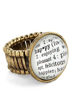 Definition of Delight Ring....  Find out even more by checking out the picture