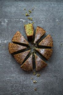Flourless Pistachio Cake, A Birthday And Win Signed Copies Of My Cookbook – Cook Republic