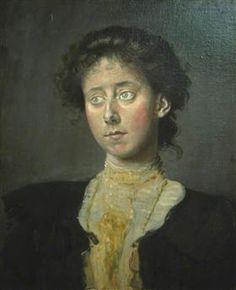 Mrs A. A. Jack  Artist Augustus John
