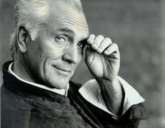 "Terence Stamp, for me the best actor. I'm in love with him since I'm 13, since I saw him in ""The Collector""."