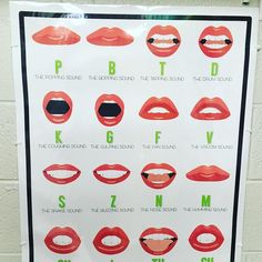 """381 Likes, 7 Comments - The Speech Bubble SLP (@thespeechbubbleslp) on Instagram: """"This will be going on the back of my door this year and will be part of my Articulation Stations…"""""""