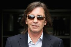 Phil Rudd in AC/DC Drummer Phil Rudd Convicted Of Cannabis Possession