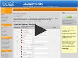 Video Anleitungen zur Auktionssoftware Kategorien drag and drop umsortieren