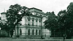 La Palatul Suţu erai primit doar în caleaşcă   Historia