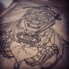 guru's grim reaper tattoo. want.