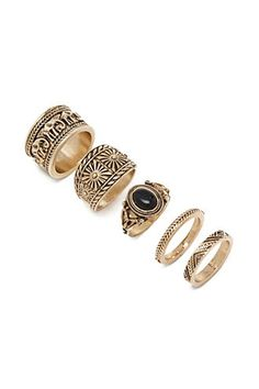 Accessories - Jewelry - Rings - Sets | WOMEN | Forever 21