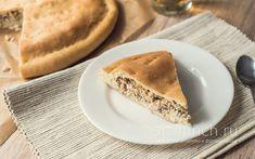 пирог с курицей - пошаговый рецепт с фото