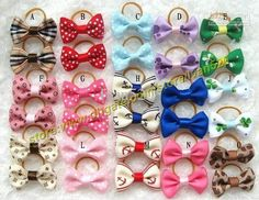 Simple Ribbon Bow Adorable Dog - 42ecfb088259140f685488c3a6576a82--dog-hair-bows-dog-bows  Picture_855720  .jpg
