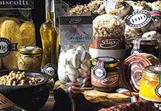 Di Sulmona e i Prodotti Regionali d'Abruzzo: confetti, aglio, zafferano, pasta e vino