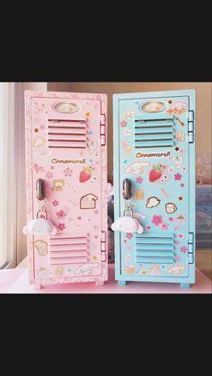 Cinnamoroll Mini Lockers