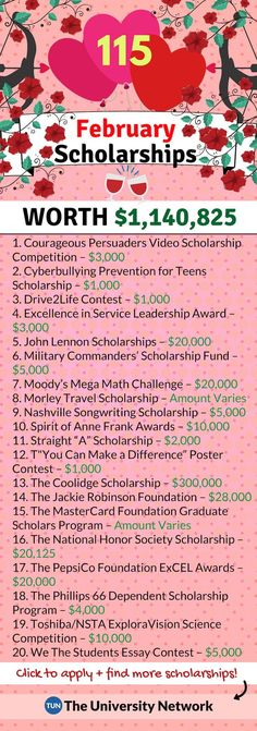 Begin early to research study scholarships that match your criteria, wants and needs. Consider utilizing a scholarship search service, and apply just for scholarships that do not sell your information and keeps your details private and private. Scholarships For College Students, Financial Aid For College, College Planning, Education College, Physical Education, Student Loans, Nursing Scholarships, Health Education, Undergraduate Scholarships