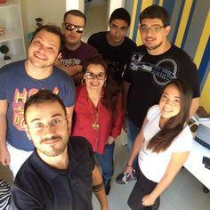 #Equipe toda aí reunida! #Zebras #comunicação #design #agência #publicidade #DeuZebra