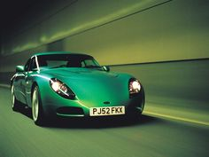 TVR T350