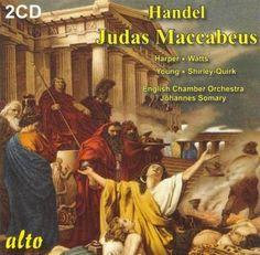 Helen Watts - Handel: Judas Maccabeus