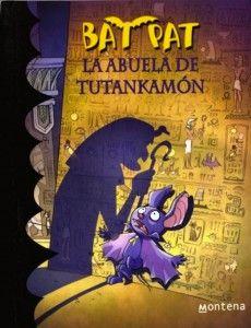 En el museo de Fogville se acaba de inaugurar una exposición sobre la civilización egipcia. A Bat Pat le fascina el tema, así que convence a los hermanos Silver para que le acompañen a verla. Lo que no sabe es que la momia de una famosa reina está a punto de... ¡¡¡Abrid los ojos!!! Con esta nueva aventura de BAT PAT, el murciélago detective, ¡¡te troncharás de risa y temblarás de miedo!!