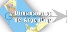 Dimensiones de Argentina. Título.