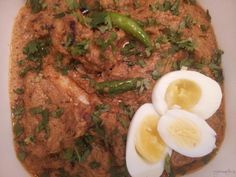Mutton Shahjahani is a mughlai dish, it has rich gravy and well blended nutty flavours.