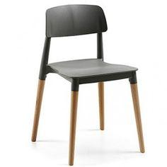 Asla silla gris