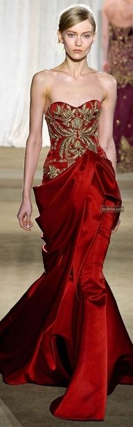 Marchesa Fall Winter 2013