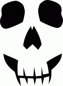 ghost face template - Google Search | GRAPHICS & CLIPART | Pinterest ...