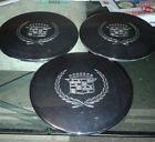 1998 Cadillac deville chrome center wheel caps - 1998, Cadillac, CAPS, Center, CHROME, Deville, Wheel
