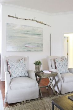 From the Blog Perfectly Imperfect ~ Beach House Style