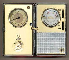 Toshiba travel radio