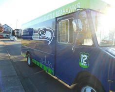 Seattle Seahawks - Cool