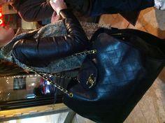 Loving @danarebeccadesigns Chanel bag