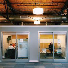 Meeting rooms in Grandin CoLab!