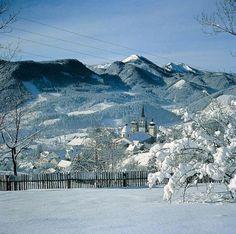 Mariazell im Winter, © TV Mariazeller Land