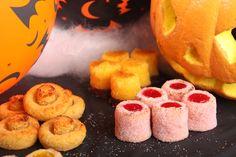 Panellets de Fresa, Panellets de Coco Quemado y Chocolate y Panellets Seta de Naranja | Belcan | Fabricantes y Distribuidores de Bollería y Repostería Tradicional